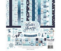 Echo Park Winter Magic 12x12 Inch Collection Kit (WIM223016)