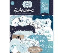 Echo Park Winter Magic Ephemera (WIM223024)
