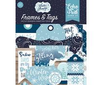 Echo Park Winter Magic Frames & Tags (WIM223025)
