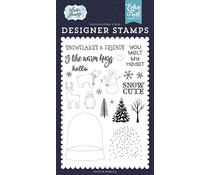 Echo Park You Melt My Heart Clear Stamps (WIM223044)