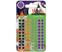 Craft Consortium Happy Haunting Enamel Dots (CCDOT009)