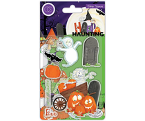 Craft Consortium Happy Haunting Clear Stamps Pumpkins (CCSTMP051)