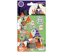 Craft Consortium Happy Haunting Clear Stamps Trick or Treat (CCSTMP052)