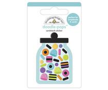 Doodlebug Design Jar-O-Plenty Doodle-Pops (6959)
