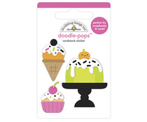 Doodlebug Design Cake & I-Scream Doodle-Pops (6961)