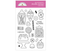 Doodlebug Design Sweet Treats Doodle Stamps (6974)