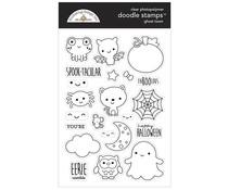 Doodlebug Design Ghost Town Doodle Stamps (6976)