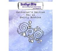 IndigoBlu Collector's No. 41 Swirly Bubbles (IND0672)