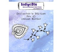 IndigoBlu Collector's No. 45 Indian Border (IND0708)