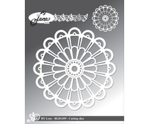 By Lene Doily 1 Cutting & Embossing Dies (BLD1309)