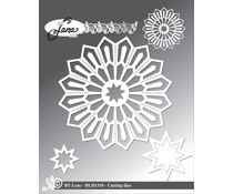 By Lene Doily 2 Cutting & Embossing Dies (BLD1310)