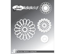 By Lene Doily 3 Cutting & Embossing Dies (BLD1311)