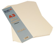 Craft UK Smooth Card A3 White (CUK2010)