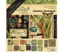 Graphic 45 Nature Notebook Deluxe Collector's Edition (4502093)
