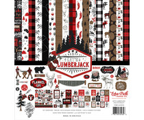 Echo Park Let's Lumberjack 12x12 Inch Collection Kit (LU225016)