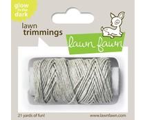 Lawn Fawn Glow-in-the-Dark Hemp Cord (LF2398)
