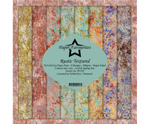 Paper Favourites Rustic Textured 12x12 Inch Paper Pack (PF350)