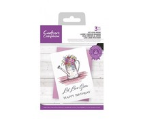 Crafter's Companion Clear Stamps Let Love Grow (CC-STP-LELG)