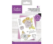 Crafter's Companion Clear Stamps Kindness Changes Everything (CC-STP-KCE)
