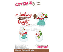 Scrapping Cottage Baking Spirits Bright (CC-825)