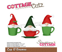 Scrapping Cottage Cup O'Gnomes (CC-826)