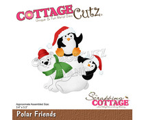 Scrapping Cottage Polar Friends (CC-829)