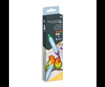 Spectrum Noir TriColour Aqua Markers Colour Basics (SN-TCAQ-CBAS3)