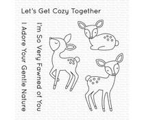 My Favorite Things Dashing Deer Clear Stamps (CS-517)