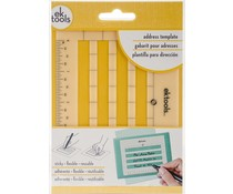 EK Success Tools Sticky Envelope Address Template (54-02009)
