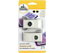 EK Success Tools Mini Corner Rounders (2pcs) (54-70026)