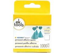 EK Success Tools Herma Vario Adhesive Squares Refill (1000pcs) (55-00058)