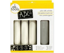 EK Success Tools Jumbo Chalks and Holder (55-32038)