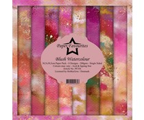 Paper Favourites Blush Watercolour 12x12 Inch Paper Pack (PF356)