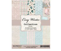 Reprint Cozy Winter Collection 6x6 Inch Paper Pack (RPP045)