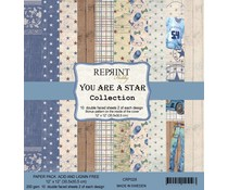 Reprint You are a Star Collection 12x12 Inch Paper Pack (CRP028)