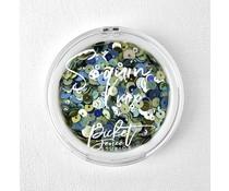 Picket Fence Studios Blueberry Mojito Sequin Mix (SQ-105)