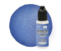 Couture Creations Alcohol Ink Glitter Accents Cobalt 12ml (CO727669)
