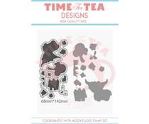 Time For Tea Moovellous Set Dies (T4T/104/Moo/Die)