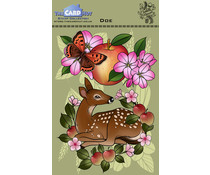 The Card Hut Doe Clear Stamps (CEDDO)