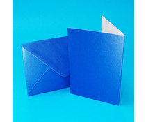 Craft UK Card and Envelope C6 Centura Pearl Blue (CUK2093)