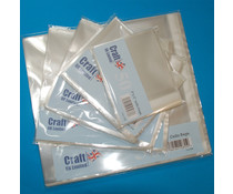 Craft UK Cello Bags 4x4 Inch (CUK1019)
