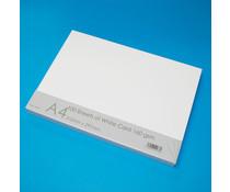 Craft UK White Card A4 (CUK41273)