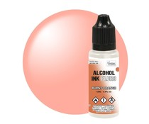 Couture Creations Alcohol Ink FLURO Burnt Orange 12ml (CO727954)