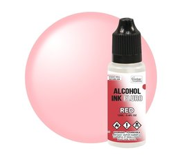Couture Creations Alcohol Ink FLURO Red 12ml (CO727953)