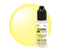 Couture Creations Alcohol Ink FLURO Yellow 12ml (CO727951)