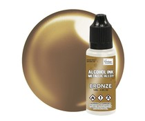 Couture Creations Alcohol Ink Metallics Bronze 12ml (CO727880)