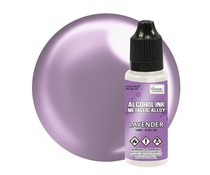 Couture Creations Alcohol Ink Metallics Lavender 12ml (CO727886)