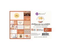 Prima Marketing Golden Desert 4x6 Inch Journaling Cards (645748)