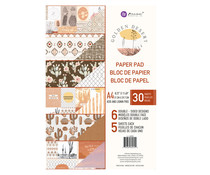 Prima Marketing Golden Desert A4 Paper Pad (645724)
