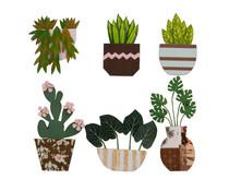 Prima Marketing Golden Desert Cactus Stickers (650858)